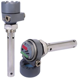 Level Transmitter for milk storage