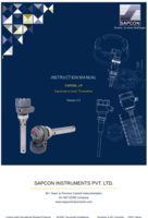 Capacitance Level Sensor Instruction Manual