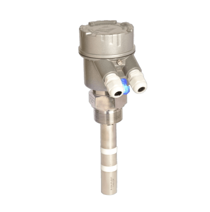 Coat-Endure: RF-Admittance Level Switch/Sensor for Stick Solids and Liquids