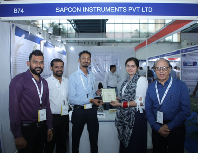 Sapcon Instruments at Dairy Expo 2019