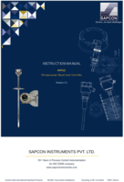 Capacitance Liquid Level Controller Instruction Manual